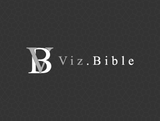 Viz.Bible logo design concepts #1