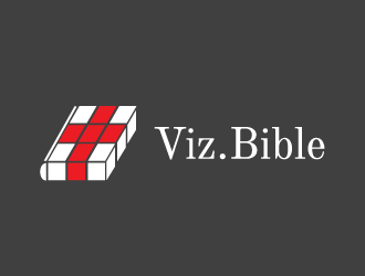 Viz.Bible logo design concepts #3