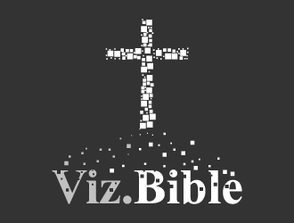 Viz.Bible logo design concepts #4