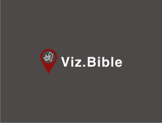 Viz.Bible logo design concepts #6