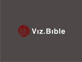 Viz.Bible logo design concepts #7