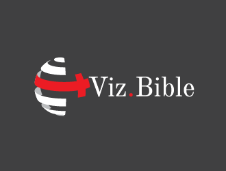 Viz.Bible logo design concepts #8