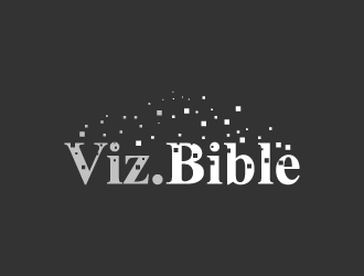 Viz.Bible logo design concepts #9