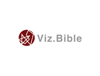 Viz.Bible logo design concepts #10