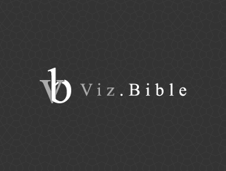 Viz.Bible logo design concepts #11