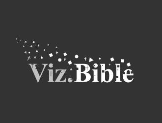 Viz.Bible logo design concepts #2