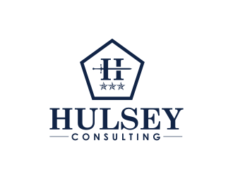 Hulsey Consulting logo design concepts #1