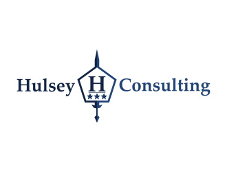 Hulsey Consulting logo design concepts #6