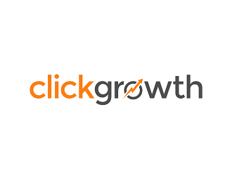 clickgrowth logo design concepts #6