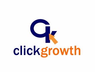 clickgrowth logo design concepts #10