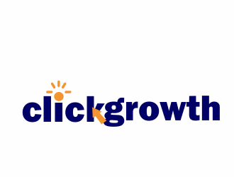 clickgrowth logo design concepts #11
