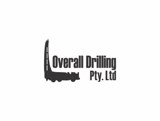 Overall Drilling Pty. Ltd  logo design concepts #1