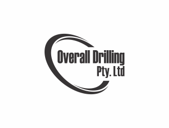 Overall Drilling Pty. Ltd  logo design concepts #2