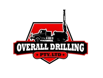 Overall Drilling Pty. Ltd  logo design concepts #4
