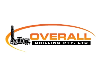 Overall Drilling Pty. Ltd  logo design concepts #5