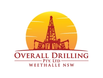 Overall Drilling Pty. Ltd  logo design concepts #10