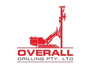 Overall Drilling Pty. Ltd  logo design concepts #12