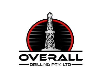 Overall Drilling Pty. Ltd  logo design concepts #13