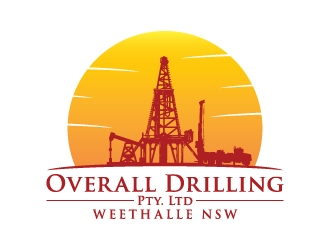 Overall Drilling Pty. Ltd  logo design concepts #14