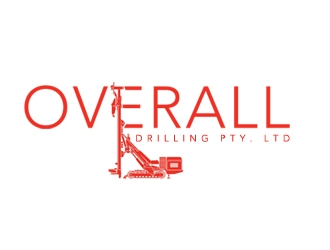 Overall Drilling Pty. Ltd  logo design concepts #16