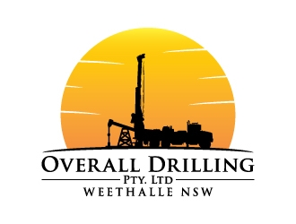 Overall Drilling Pty. Ltd  logo design concepts #20