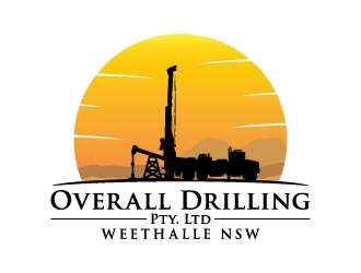 Overall Drilling Pty. Ltd  logo design concepts #21