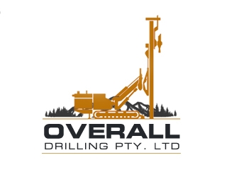 Overall Drilling Pty. Ltd  logo design concepts #22