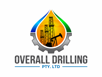 Overall Drilling Pty. Ltd  logo design concepts #23