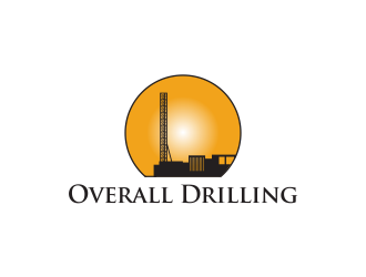 Overall Drilling Pty. Ltd  logo design concepts #25