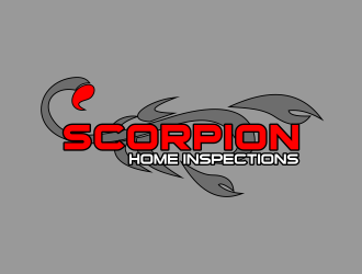 Scorpion Home Inspections logo design concepts #3
