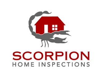 Scorpion Home Inspections logo design concepts #4