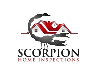 Scorpion Home Inspections logo design concepts #13
