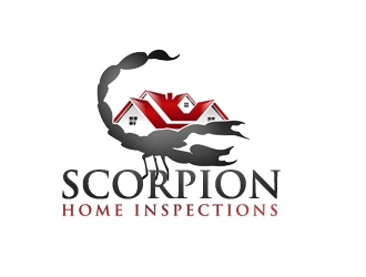 Scorpion Home Inspections logo design concepts #14