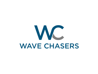 Wave Chasers  logo design concepts #2