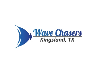 Wave Chasers  logo design concepts #3