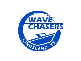 Wave Chasers  logo design concepts #13