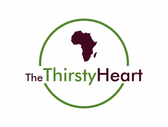 The Thirsty Heart logo design concepts #3