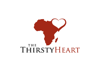The Thirsty Heart logo design concepts #8