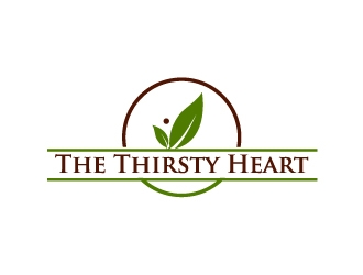 The Thirsty Heart logo design concepts #13