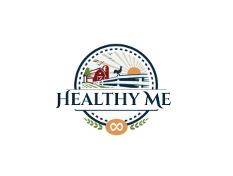 Healthy Me logo design