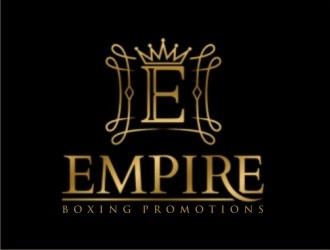 Empire Boxing Promotions logo design