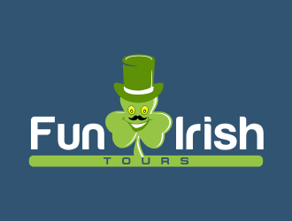 Fun Irish Tours logo design concepts #4