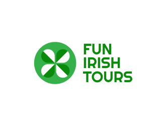 Fun Irish Tours logo design concepts #5
