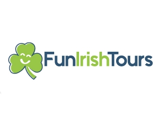 Fun Irish Tours logo design concepts #8