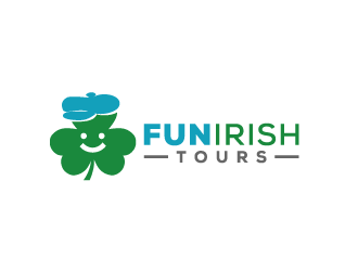 Fun Irish Tours logo design concepts #9