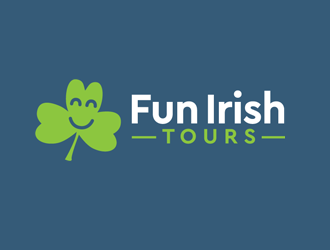 Fun Irish Tours logo design concepts #11