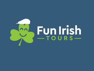 Fun Irish Tours logo design concepts #12