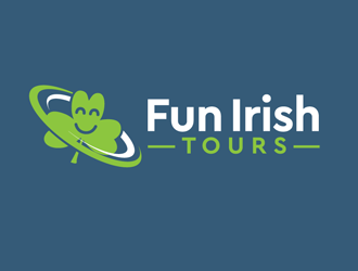 Fun Irish Tours logo design concepts #13