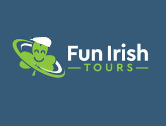 Fun Irish Tours logo design concepts #14