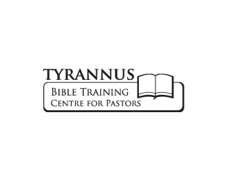 Tyrannus Bible Training Centre for Pastors logo design concepts #1